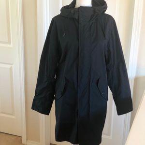 GAP Parka / Raincoat Midnight Blue Size Large fit
